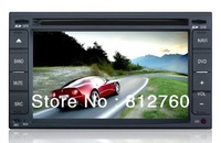 6.2 inch Double Din Car DVD Player for Hyundai universal Built in GPS,Bluetooth,TV, RDS, Radio Free shipping