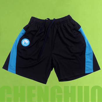 Children's clothing summer 2013 medium-large male child trousers sports shorts table tennis ball sports pants shorts thin