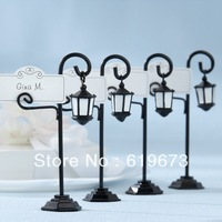 """Bourbon Street"" Streetlight Place Card Holder wedding card Holder+Wholesale Free Shipping"