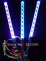 Acrylic rod colorful e-rod shaking  glow  flash neon stick light-up toy