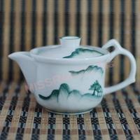 Free shipping Quality jingdezhen ceramic tea set teapot filter mesh