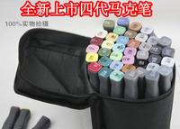 стилус три много 60 цвет набора эскиз маркер