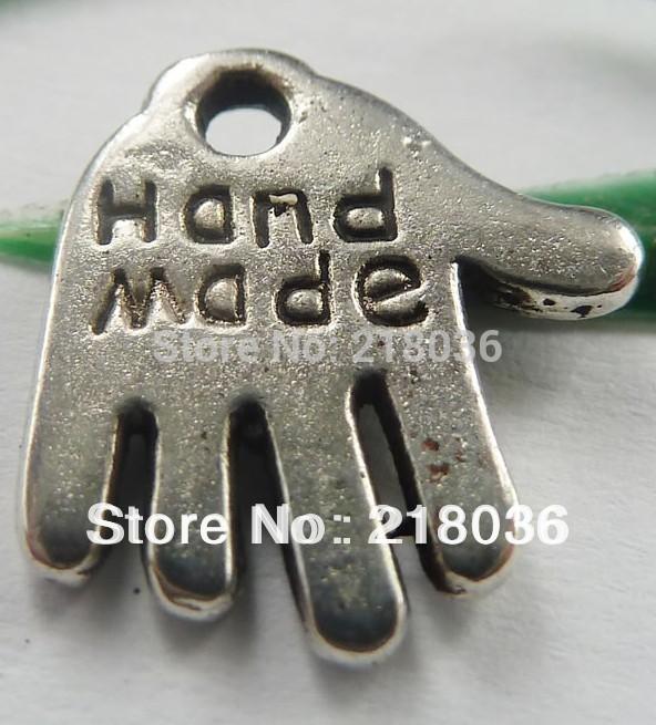 Брелок Silver Angel 200pcs DIY M528 Fit slide Bracelets Necklaces Jewelry  Findings