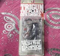 Male trigun vash moveables repair dolls boxed