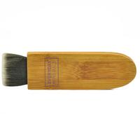 Everyday minerals edm flatworm trimming brush blush brush itahake brush