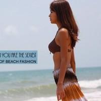2116 steel push up bikini bohemia full dress