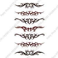 5pcs/lot free shipping tattoo stickers waterproof tattoo stickers hot-selling hm395