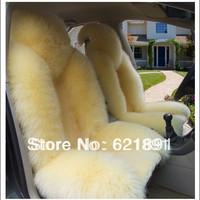 Winter wool cushion car seat cushion winter plush cushion
