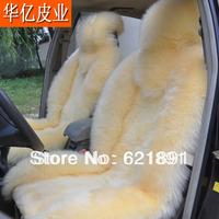 Pure wool car seat cushion HI-Lo wool car cushion winter