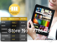 2013 Original Ukraine belarus 8'' Capacitive Screen Onda V801 DUAL CORE 8GB/16GB android 4.1 tablet Cortex A9 1.5GHz DDR3 1G