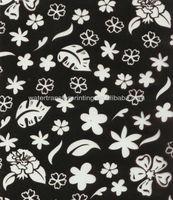 Flowers pattern Pattern Water Transfer Printing Film/Hydrographic films GWA18-1 Width100cm