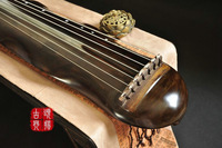 Classic genuine draft paint small banana leaf guqin 4800 3800
