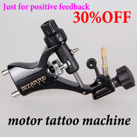 30%OFF 2013 One Pro Newly 4COLOS  ROTARY Motor TATTOO Gun Machine Liner&Shader  TM-10