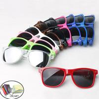 Vintage leopard print meters sunglasses fashion male Women mercury reflective sunglasses decoration glasses frame