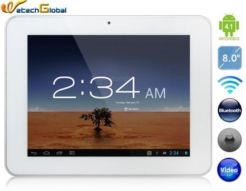 Sanei N83 dexlue RK3066 dual core tablet pc 8 inch 1024*768 IPS screen 1.6Ghz dual camera WiFi 1G RAM FreeShipping