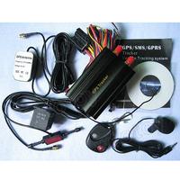 TK103B Car GPS tracker Remote Control SD Card Quadband Car Alarm GPS Crawler 16311