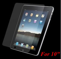 "Free Shipping Universal 10 inch Protective Film Screen Protector for 10"" Tablet PC MID"