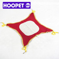 Free shipping  wholesaler hot sell Hoopet  Pet hammock hamster, small pet supplies small cat litter canvas pet bed(China (Mainland))