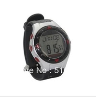 NEW waterproof Pulse Heart Rate Calories Monitor Watch free shipping