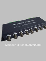 8 Channel Passive Video Transceivers/Lightning protection type