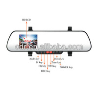 2013 new Double F8 super night vision lights full hd 1080p car camera dvr video recorder