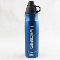 free shipping! Flagship 800ml double layer stainless steel vacuum sports drinking water bottle insulated pot