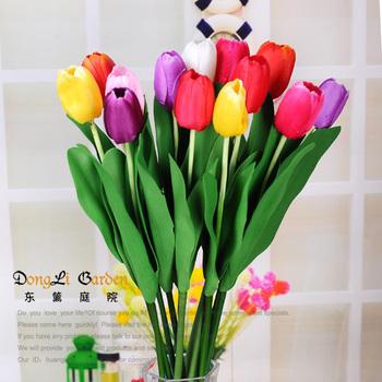 Тюльпан шелковый цветок сухоцветы искусственные цветы рабочего украшения высокое качество