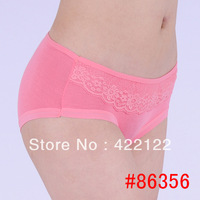women modal lace many color size sexy underwear/ladies panties/lingerie/bikini underwear pants/ thong/g-string 6356-24pcs