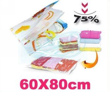 Wholesale Space Saver Premium Vacuum Seal Storage Bag Compressed