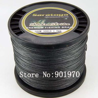 8 STRANDS=MORE FISH .FREE SHIPPING   super strong  500M 300LB SPECTRA EXTREME BRAIDED DYNEMA FISHING LINE BLACK
