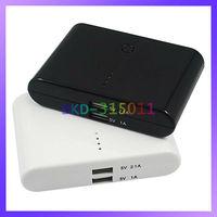 12000mAh Daul USB Power Bank for Universal Mobile Phone Backup External Battery