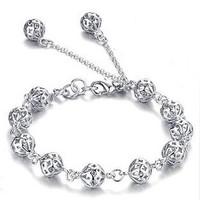 bracelet Women love delicate ball fashion bracelet