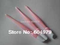Free shipping!!! Nail Art Tool Nail Plastice Pusher 48pcs/lot