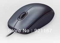 Hot sale!Original Logitech M90 optical wired mouse for desktop and laptop computers,Free shipping
