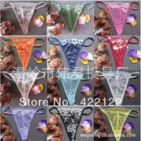 women modal lace many color size sexy underwear/ladies underwpanties/lingerie/bikini ear pants/ th0ong/g-string 7021-24pcs