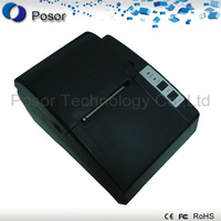 Factory outlets: 58mm Direct thermal kitchen receipt printer, mini POS kiosk printer,  point of sales sticker printer: D58