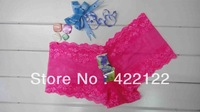 women modal lace many color size sexy underwear/ladies underwpanties/lingerie/bikini ear pants/ th0ong/g-string 6223-24pcs