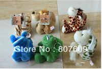NICI children zero wallet purse cute cartoon animal birthday gift accessories wholesale high size 10cm