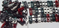 Z SCALE 100pcs 1:200 scale miniature car  for scale model train layout Z scale