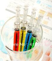 100 pcs Syringe pen Nurse Ball point pen promotion Free Shipping