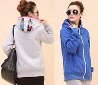 Free shipping srping outerwear women hoodies clothing women