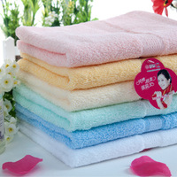 CHEER! 100PCS/LOT Fedex Free Shipping! Plain spiral towel 100% cotton washcloth face towel