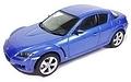 Autoart quality car model MAZDA rx-8 Wankel engine sports car