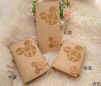 For MICKEY 2013 bag fashion bag short design women's wallet