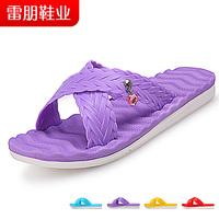 Sh high-elastic rubber female at home platform summer beach fashion slippers 8025xa-2 slip-resistant