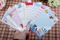 free shipping!!!wholesale !!Mini bear suit the envelope /letter paper sets /letter paper envelope