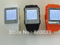 Free Shipping Q668   watch mp4 player for exam (the price including  2GB memory card)