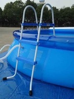 Laminated pool inflatable pool inflatable swimming pool ladder  188*65cm