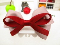 Ribbon handmade bow hair accessory hairpin headband hair accessory