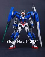 Free Shipping Gundoom/Gundam MG100  1/100 Scale Model Kit Assembly Seven Swords model Presentation 5 LED  light 10 battery